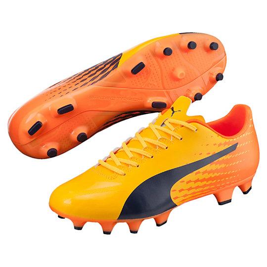 c38b035f9 Puma EvoSPEED 17.4 FG Soccer Cleats   Team Kits and Soccer United