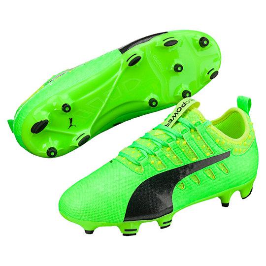 more photos 02a3b f6126 Puma EvoPOWER Vigor 1 FG JR Soccer Cleats