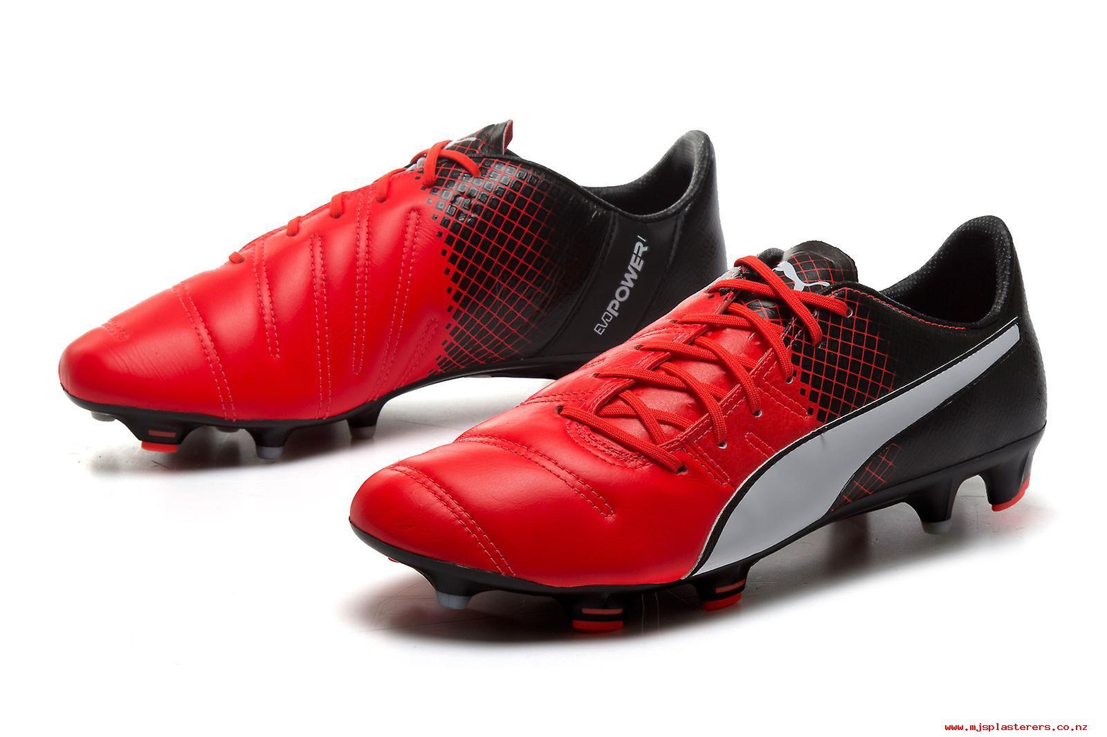 Puma evoPower 1.3 LTHR FG   Team Kits and Soccer United 49ea2911c
