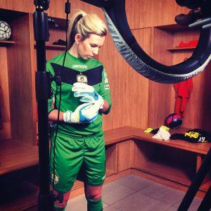 Women Goalkeeper Gloves
